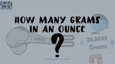Photo of How Many Grams in an Ounce?