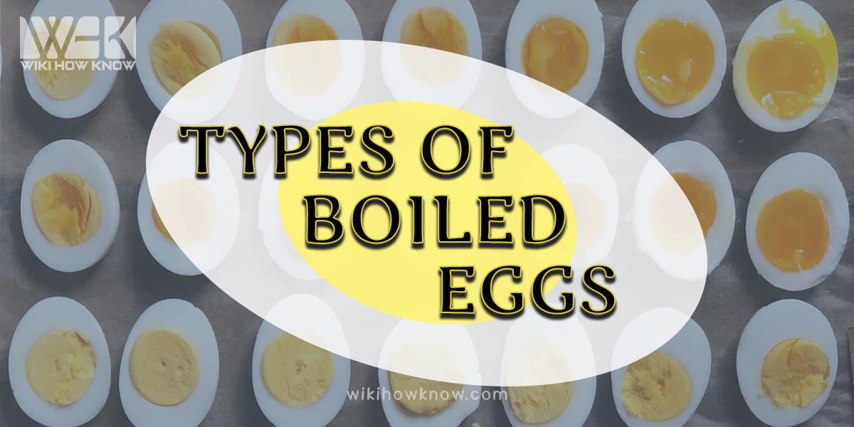 Types of Boiled Eggs